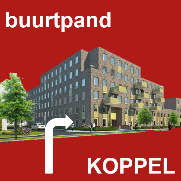 Over buurtpand KOPPEL